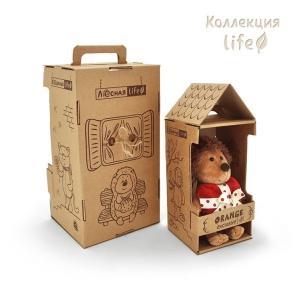 Упаковка, которая превращается в игрушку