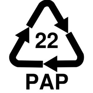 22 PAP — бумага.