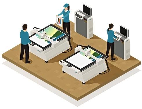 услуги типографии