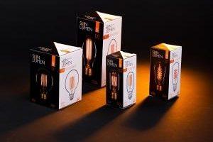 Упаковка для ламп